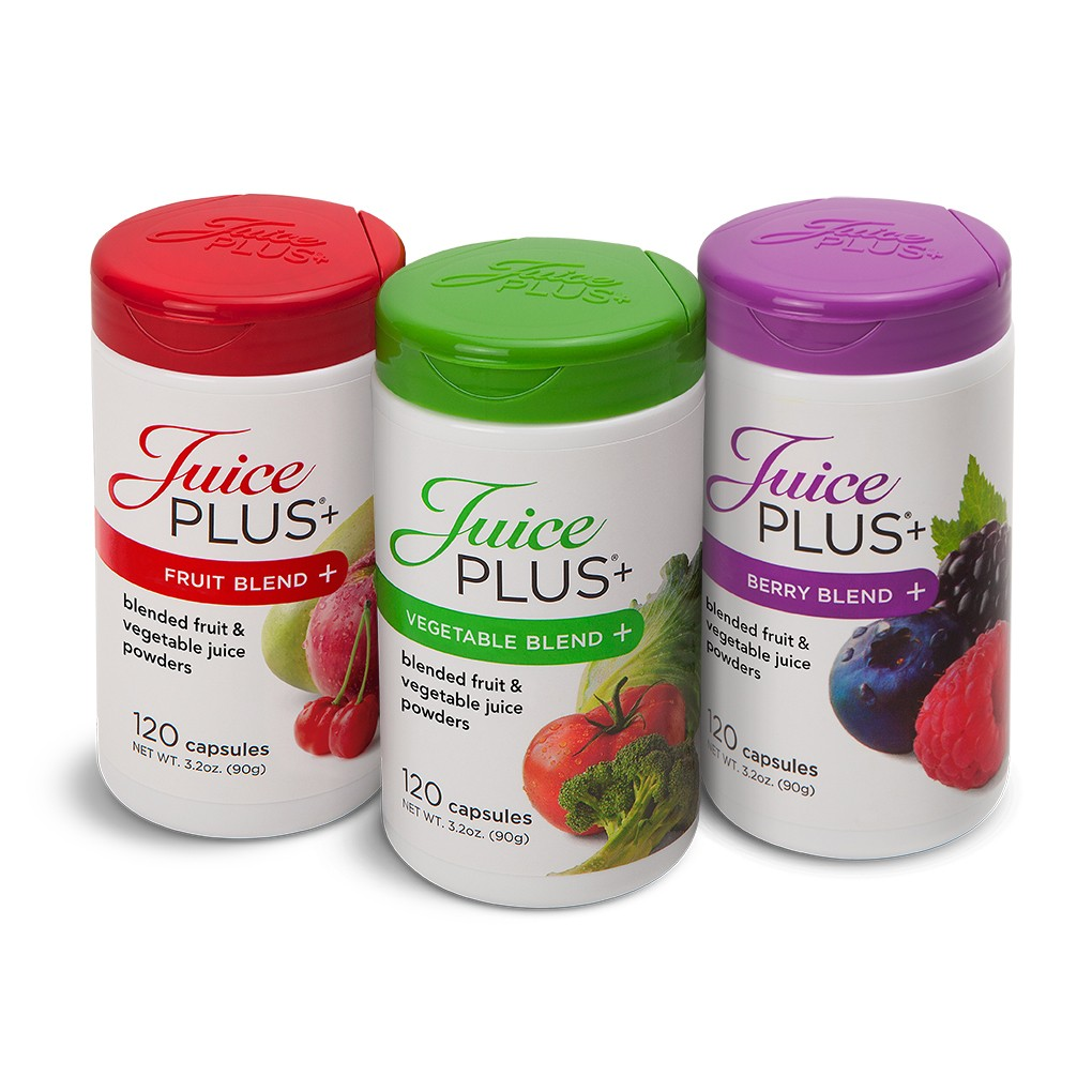 Fruit, Vegetable and Berry Blend Capsules